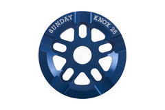 Knox Sprocket (Anodized Blue)