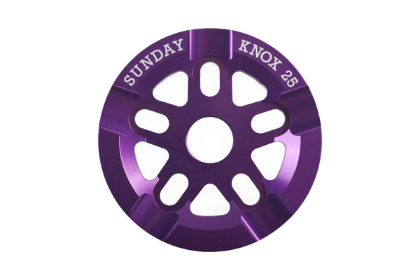 Knox Sprocket (Anodized Purple)