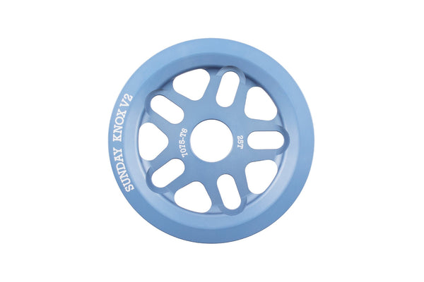 Sunday Knox v2 Sprocket (Frost Blue)