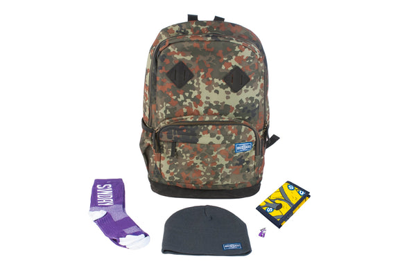 Back To School Bundle (Pachyderm Bag)