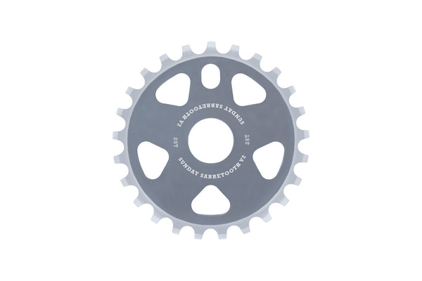 Sabretooth v2 Sprocket (High Polished)