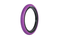 Street Sweeper Tire (Purple)