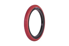 Sunday Street Sweeper Tires (Red w/Black Wall)