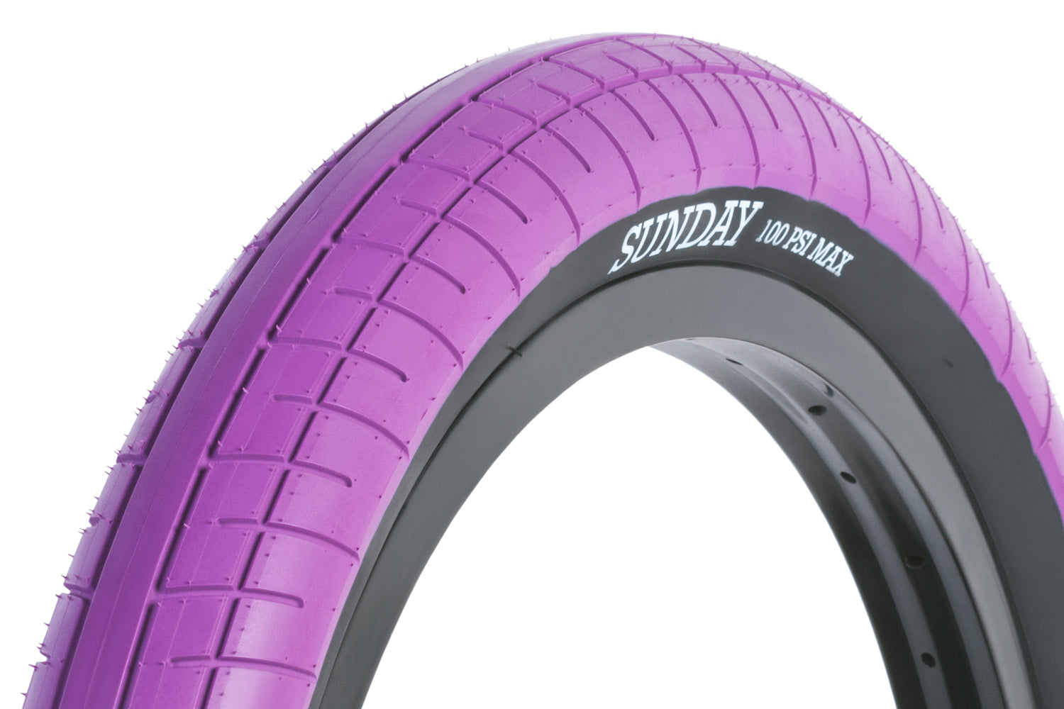 Tire Places Open On Sunday >> Street Sweeper Tire Purple Sunday Bikes