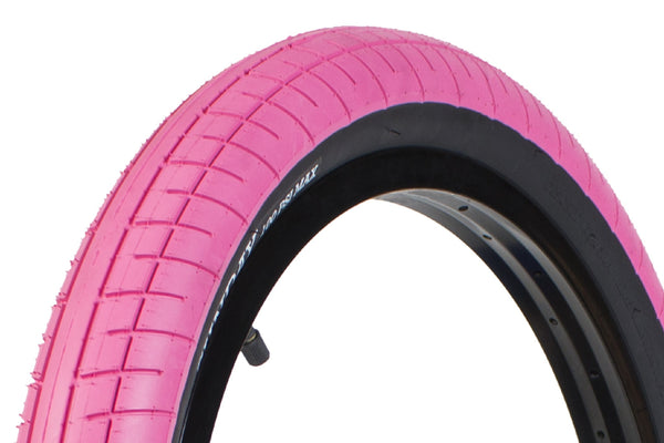Street Sweeper Tire (Hot Pink)