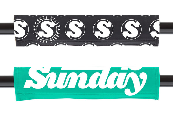 Sunday Reversible Bar Pad (Street Sweeper/S-Logo)