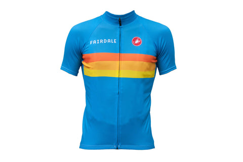 Fairdale Stripes (Team) Cycling Jersey - by Castelli