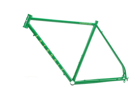2014 Weekender OG Frame (Black or Kelly Green)