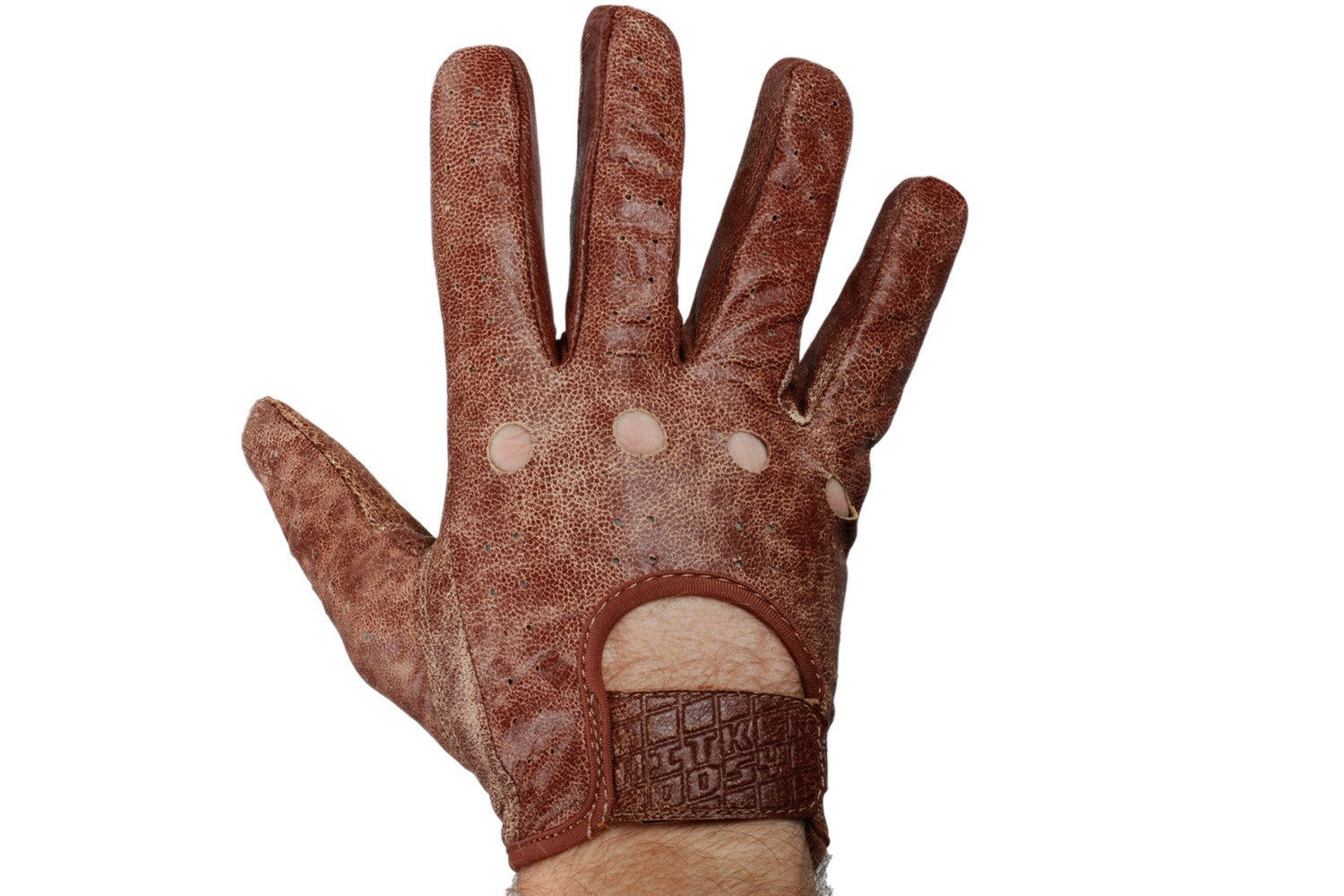 Aitken Hellbent Gloves (Brown)