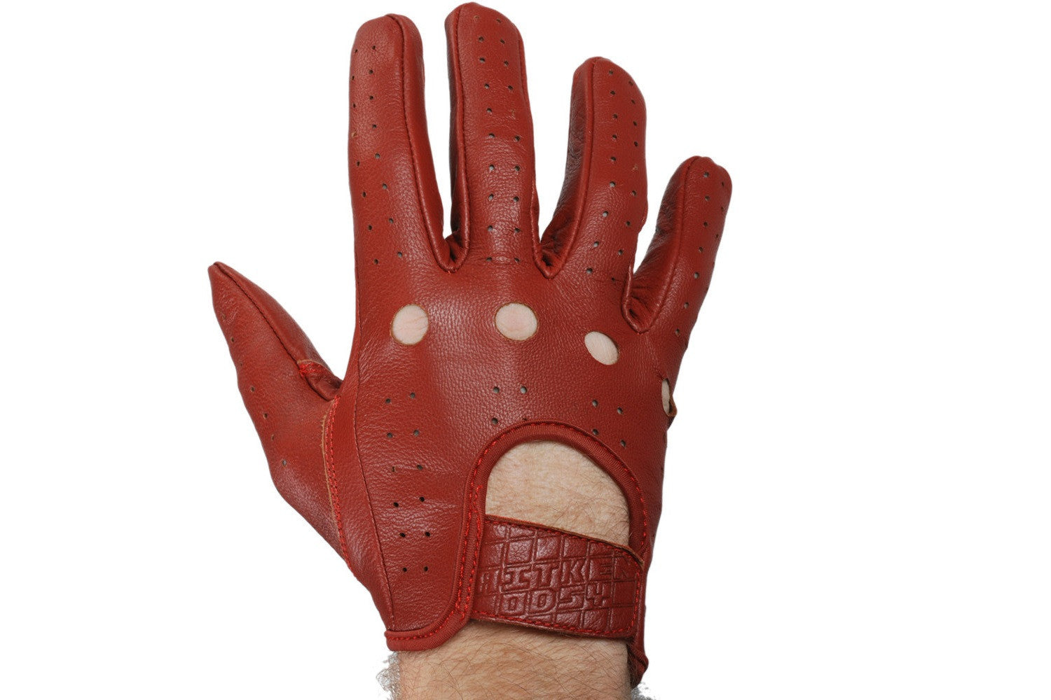 Aitken Hellbent Gloves (Oxblood)