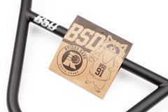"BSD Raider 10"" Bar (Flat Black or Flat Raw)"