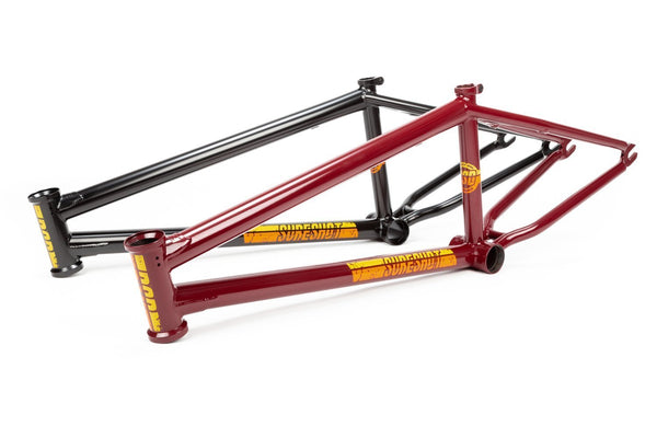 BSD Sureshot Frame (Black or Burgundy)