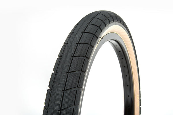 BSD Donnasqueak Tire (Alex Donnachie Signature - Black/Tanwall)