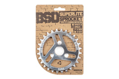 BSD Superlite Sprocket (Black or Polished)