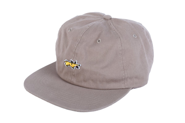 Mont-A-Dile Unstructured Hat (Tan)