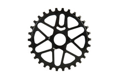 Fang Sprocket (Black or Silver)