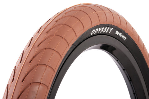 """Hawk"" Tire (Gum/Black, Orange/Black)"