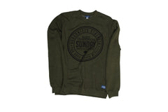 Strength Crewneck Sweatshirt (Olive)