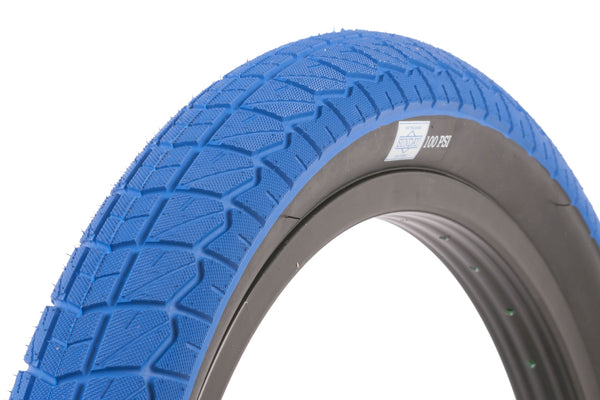 "Current v1 20"" Tire (Blue)"