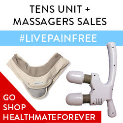 Get TENS Units & Massagers at one Low Price