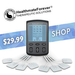 CT15AB TENS & PMS Device for Muscle Recovery & Pain Therapy is $20 OFF!