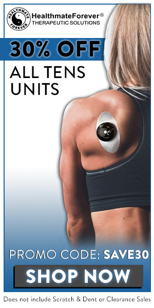 30% Off ALL TENS Units with coupon code: SAVE30