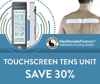 30% OFF Touch Screen TENS Therapy Devices and more! with Coupon Code: SAVE30
