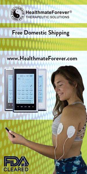 HealthmateForever FDA Cleared Free Domestic Shipping, model