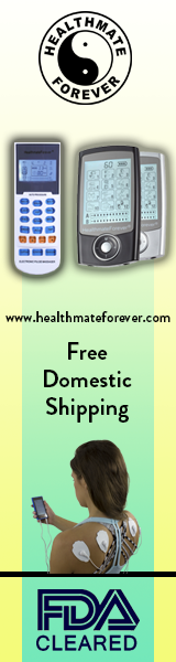HealthmateForever FDA Cleared Free Domestic Shipping, 2 color, 2 units, model