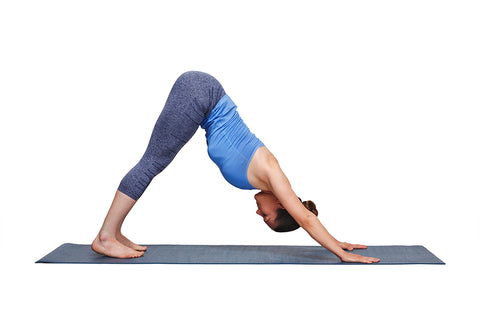 Downward Facing Dog-home workout-healthmateforever