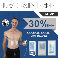Use Code HOLIDAY30 to get 30% OFF ALL TENS Units!!!