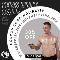 30% Off Best Sellers TENS Units At HealthmateForever with coupon code: HOLIDAY30