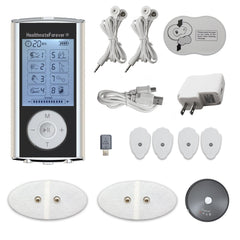HM8GL 2nd Edition HealthmateForever Wireless TENS Unit & Muscle Stimulator