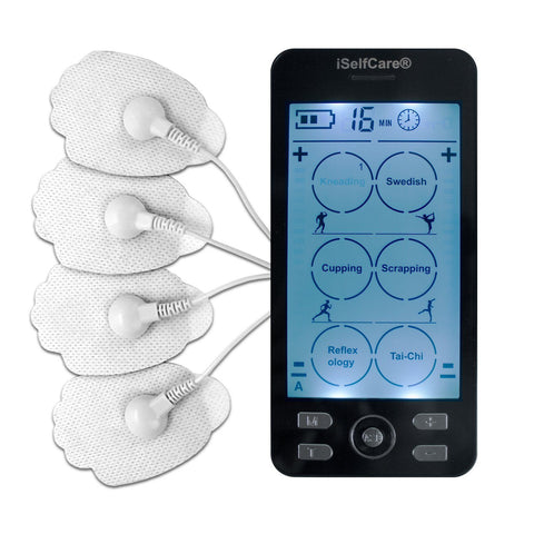 CLEARANCE iSelfCare® 1ST EDITION TENS UNIT & MUSCLE STIMULATOR