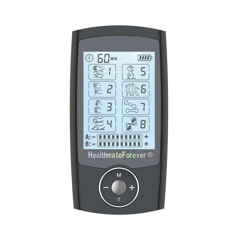 Palm Massager 2 8 Settings Digital Therapy Healthmateforever