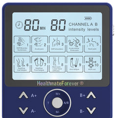 CLEARANCE Pro10AB2C 1ST EDITION HealthmateForever TENS Unit & Muscle Stimulator