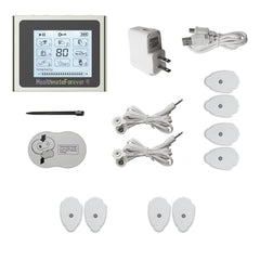 CLEARANCE Touch Screen TS8 HealthmateForever TENS Unit & Muscle Stimulator with Free Wrist Band