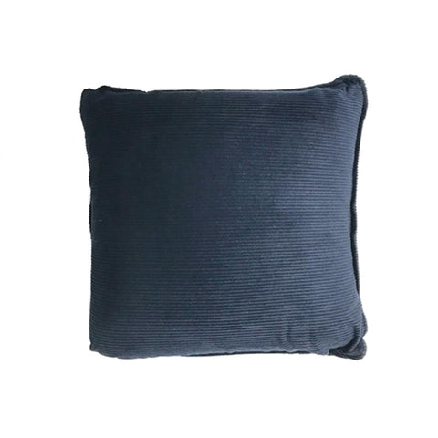 CLEARANCE Pressure Activated Massage Pillow Navy Blue