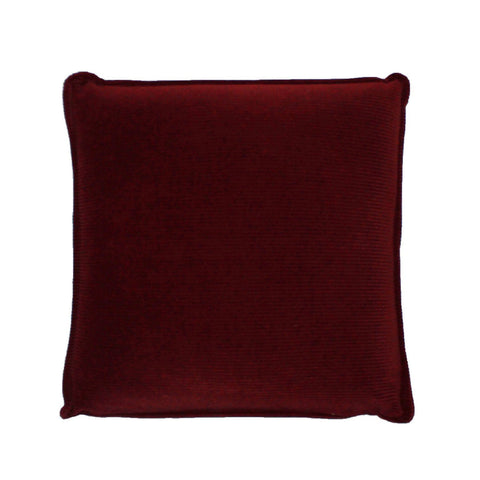 CLEARANCE Pressure Activated Massage Pillow Burgundy