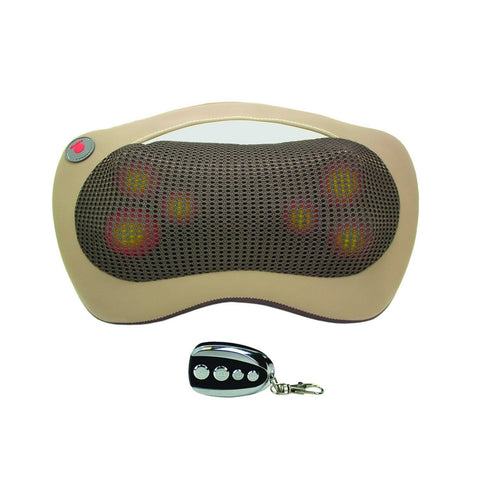 CLEARANCE Remote controlled HealthmateForever Full body massage pillow with heat
