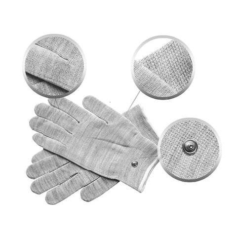 CLEARANCE Conductive Silver thread Gloves