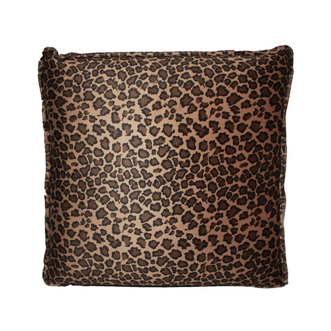 Pressure Activated Massage Pillow Small Leopard