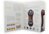 Erisonic Facial Cleansing and Massage System Mango