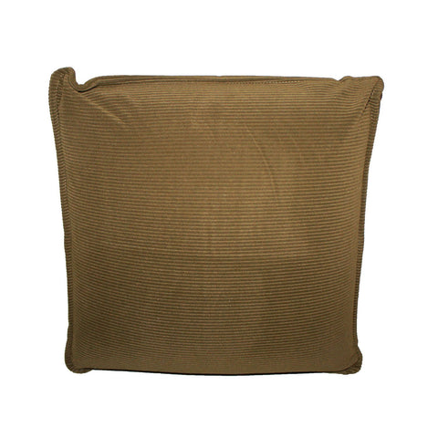 Pressure Activated Massage Pillow Olive Green