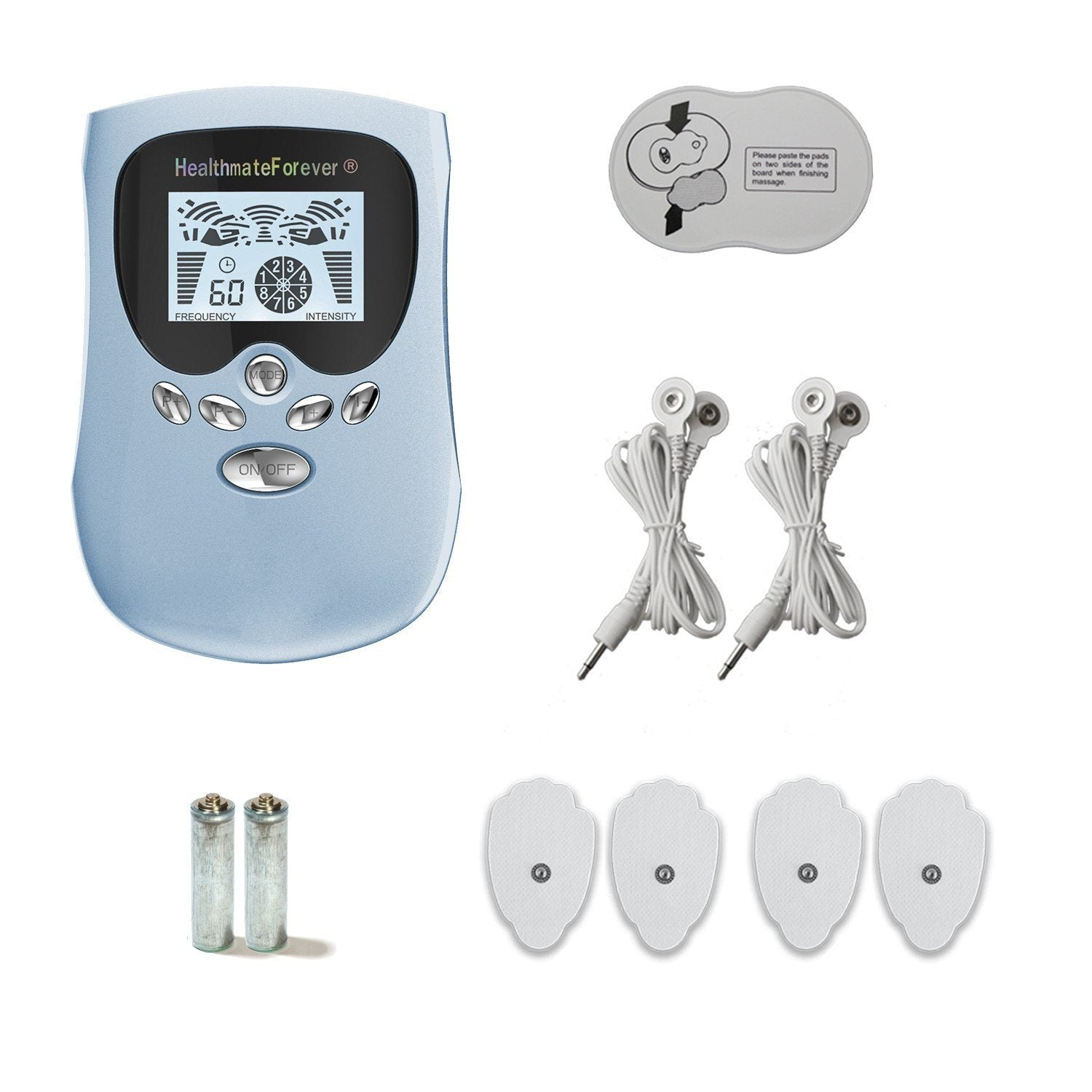 CLEARANCE PM8IS 1ST EDITION HealthmateForever TENS Unit & Muscle Stimulator