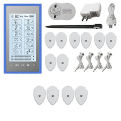 Touch Screen T12AB2 HealthmateForever TENS Unit & Muscle Stimulator