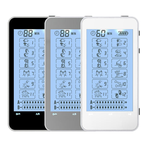 Touch Screen T12AB HealthmateForever TENS unit & Muscle Stimulator