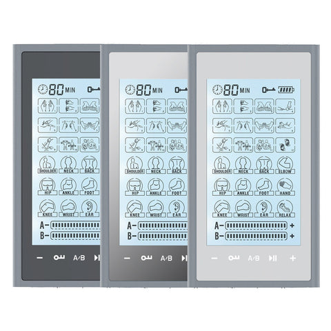 Touch Screen T24AB2 HealthmateForever TENS unit & Muscle Stimulator