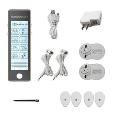 FLASH SALE Touch Screen TS8ABV HealthmateForever TENS Unit & Muscle Stimulator