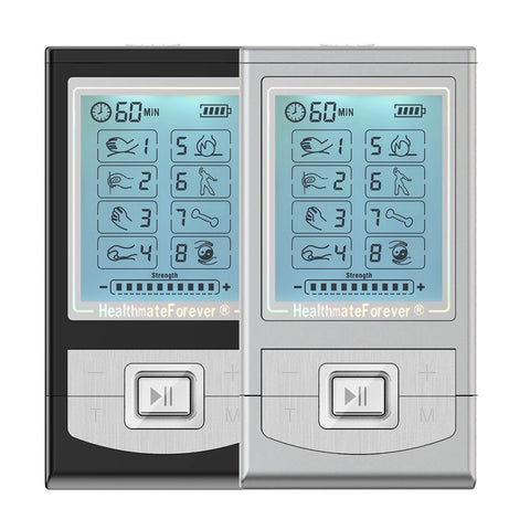 NK8GL HealthmateForever TENS Unit & Muscle Stimulator